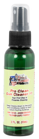 Pro-Shot PC-2 Pro-Cleaner #1 Against Rust and Corrosion 2 oz