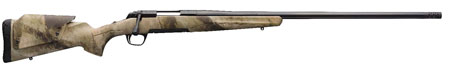 Browning 035516295 X-Bolt Western Hunter LR 30 Nosler 3+1 26