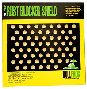 Bull Frog 91321 Rust Blocker Shield Rust Inhibitor Protects 100 cu ft