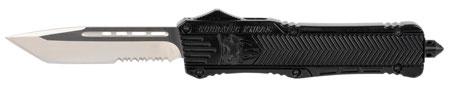 Cobra Tec Knives LBCTK1LTS CTK-1 Large 3.75