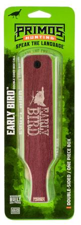 Primos PS2961 Early Bird Wild Turkey Hand Box Call