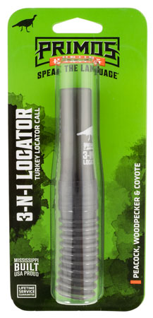 Primos PS2910 3-N-1 Locator Turkey Mouth Call
