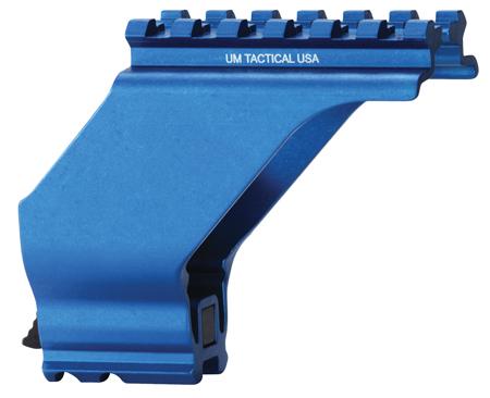 UM Tactical UM3 Sight Mount For Pistol Tactical Style Blue Finish