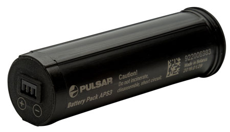 Pulsar PL79161 APS Battery Pack 3.7v Li-ion 3200 mAh