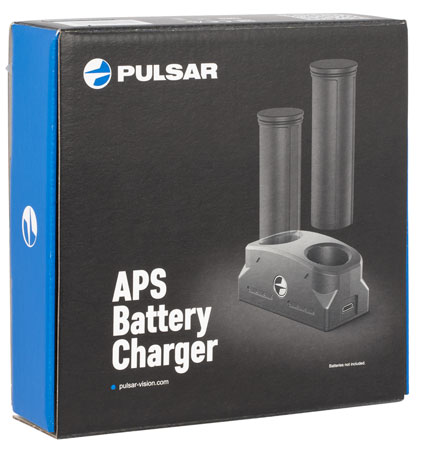 Pulsar PL79165 Battery Charger APS APS2/APS3 Battery Pack