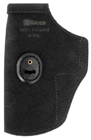 Galco TUC846B Tuck-N-Go 2.0 Black Leather IWB Walther PPQ M2 5