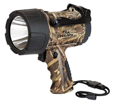 Cyclops CYC-350WPAA- Waterproof LED 350 Lumens Cree LED Realtree AA