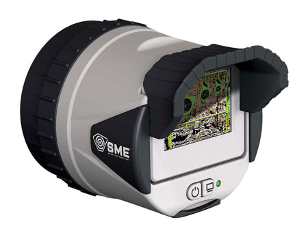 SME SME-SCPCAM-T WiFI Spotting Scope Cam High Black/Beige LCD