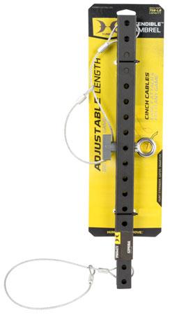 Walkers HWK-HA3405 Xtendible Half-Ton Gambrel Game Holder