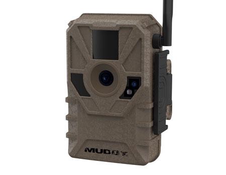 Muddy MUD-VRZ Compact Cellular Camera Verizon 16 MP Brown