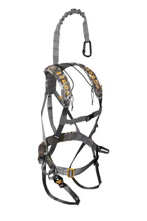 Walkers MUD-MSH500 Ambush Harness Padded Nylon Camo