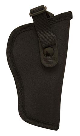 Birchwood Casey BC-NH01 Nylon Holster Black Belt Revolver Ambidextrous Hand