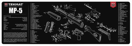 TekMat TEKR20SIGP238 Ultra Premium Cleaning Mat Sig P238 Parts Diagram 15