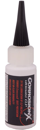 CORROSION TECHNOLOGIES 50011 Ultimate CLP 1 oz Squeeze Tube