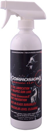 CORROSION TECHNOLOGIES 50102 Ultimate CLP 16 oz Trigger Spray