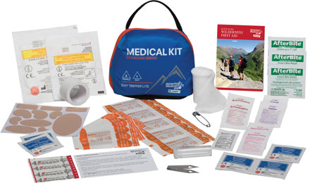 Adventure Medical Kits 01001000 Mountain Series Day Tripper Lite Medical Kit