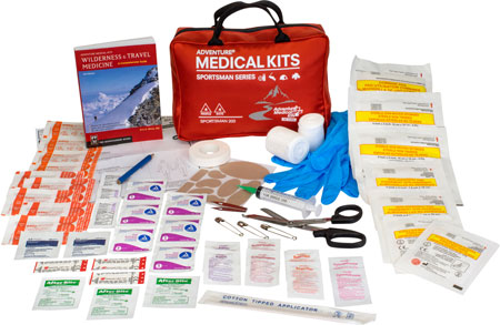 Adventure Medical Kits 01050200 Sportsman 200 Medical Kit