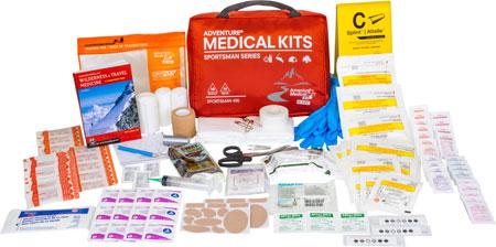 Adventure Medical Kits 01050400 Sportsman 400 Medical Kit