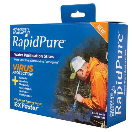 RapidPure 01600100 Pioneer Straw Clear