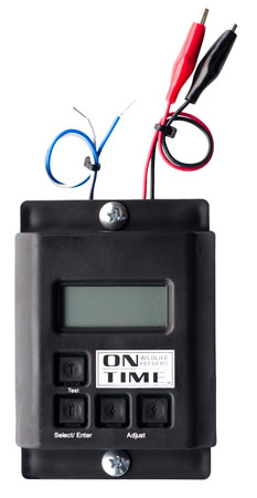 On Time 00503 Digital Timer LCD Display 6 Volt or 12 Volt