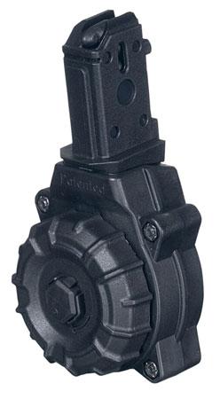 ProMag DRMA29 CZ 9mm Scorpion 30rd Black Drum