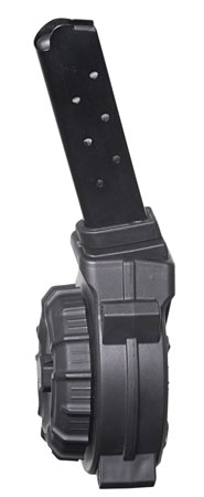 ProMag DRMA31 S&W 9mm Shield 30rd Black Drum