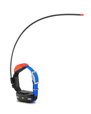 Garmin 0100148610 T5 Mini Dog GPS Collar Blue Orange Rechargeable Li-ion 4 Mile Range