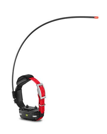 Garmin 0100148600 TT15 Mini GPS Collar Black Rechargeable Li-ion Dog 4 Mile Range