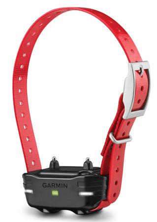 Garmin 0100120900 PT10 Dog Device Collar Red Rechargeable Li-ion 1 Mile Range