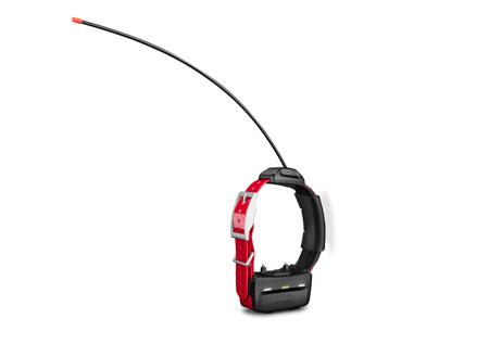 Garmin 0100104180 TT15 GPS Collar Red Rechargeable Li-ion 9 Mile Range