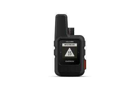 Garmin 0100187901 inReach Mini Satellite Communicator Black