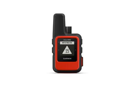 Garmin 0100187900 inReach Mini Satellite Communicator Orange