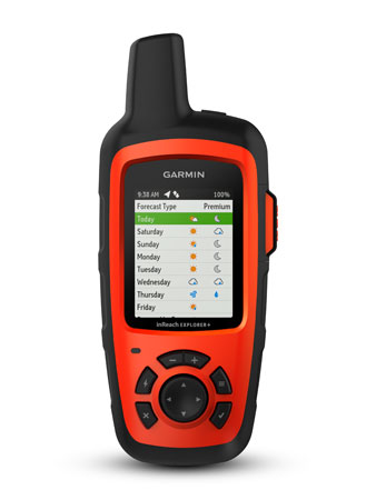 Garmin 0100173510 inReach Explorer+ Satellite Communicator