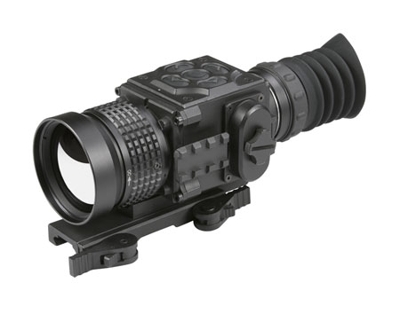 Agm Global Vision 3083455006S251 Secutor TS50-384 2.4x 50mm 7.5x5.6 Degrees FOV Black