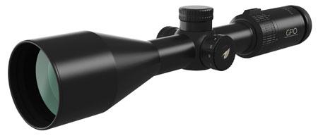 German Precision Optics R410 Passion 4X 3-12x56mm 30mm Rifle Scope