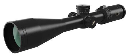 German Precision Optics R460 Passion 4X 6-24x50mm 30mm Rifle Scope