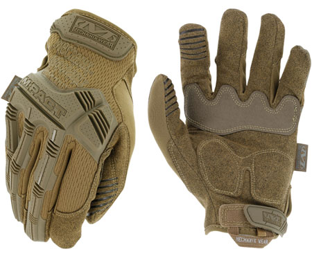 MECHANIX WEAR MPT-72-010 M-Pact Large Coyote Synthetic Leather