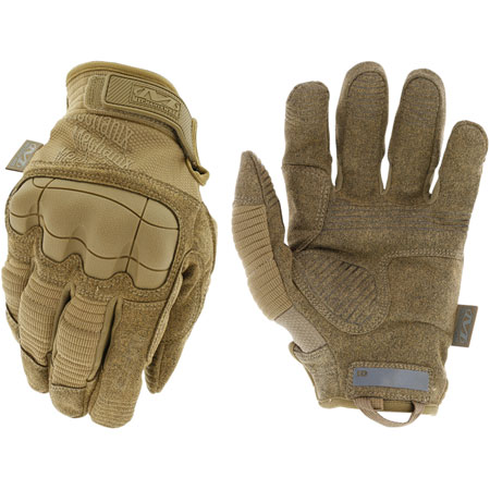 MECHANIX WEAR MP3-72-009 M-Pact 3 Medium Coyote Synthetic Leather