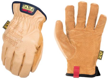 MECHANIX WEAR LD-C75-011 Durahide Driver F9-360 XL Tan DuraHide Leather