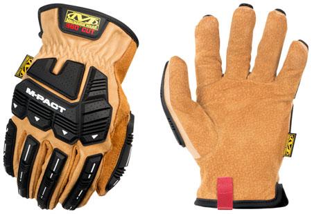 MECHANIX WEAR LDMP-C75-013 Durahide M-Pact Driver F9-360 3XL Tan DuraHide Leather
