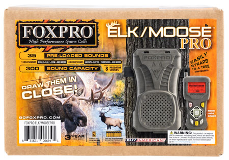 Foxpro ELK / MOOSE PRO Elk-Moose Pro Elk, Moose Digital Electronic Call