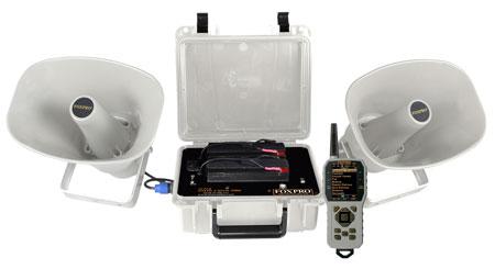 Foxpro SSCPW Super Snow-Crow Pro Snow Goose, Predator, Crow Digital Electronic Call