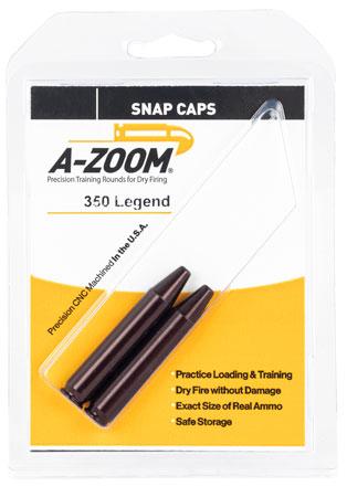 A-Zoom 12273 Rifle Snap Caps 350 Legend 2 Pkg