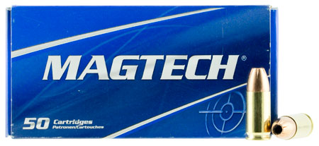 Magtech 454B Range/Training 454 Casull 260 GR FMJ Flat Nose (FMJFN) 20 Bx/ 50 Cs