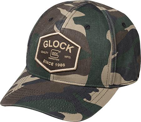 Glockr OEM AP95880 Quadcam Snapback Hat