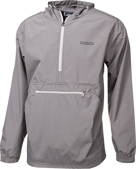 Glockr OEM AP95885 Pack-N-Go Gray Medium Pullover