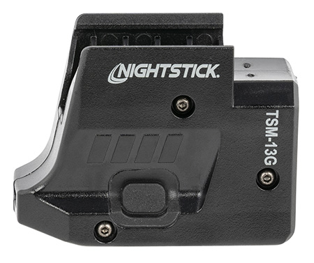 Nightstick TSM13G Subcompact Weapon Light w/ Green Laser