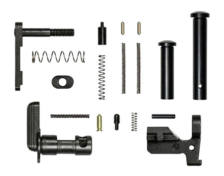 Aero Precision APRH100386C Lower Parts Kit M5 Platform 308 Win