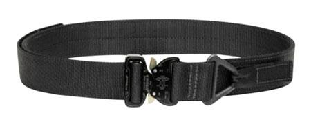"Bigfoot Gun Belts NTRB-S-BK Tactical Rigger's Belt 29""-34"" Nylon Black w/ AustriaAlpin Buckle Small"""""