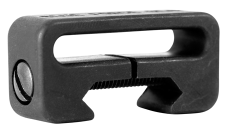Blue Force Gear RMFL125 Vickers Rail Mounted Fixed Loop 1.25 Fits Weaver Style Picatinny Rails Blk Aluminum in.